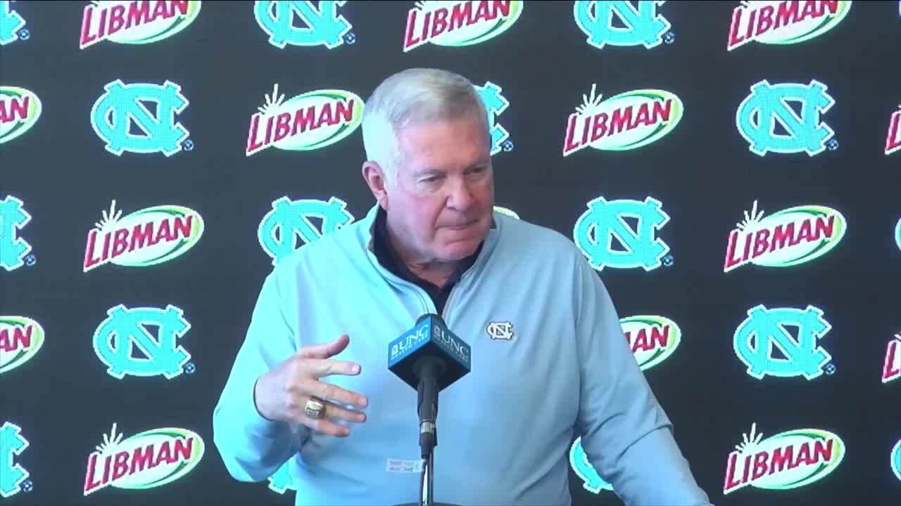 Mack Brown and his assistant coaches get bonuses for UNC's bowl bid