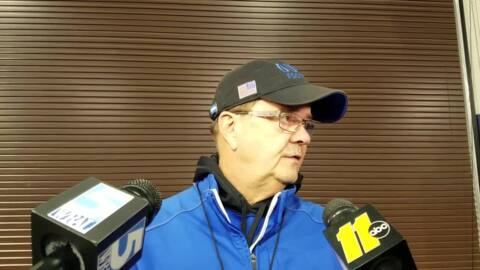 "Duke's David Cutcliffe is ""excited to see how good this team can play a little healthier"" at Independence Bowl"