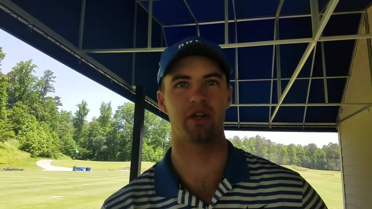 Duke golf's Alex Smalley caps strong summer by making Walker Cup team
