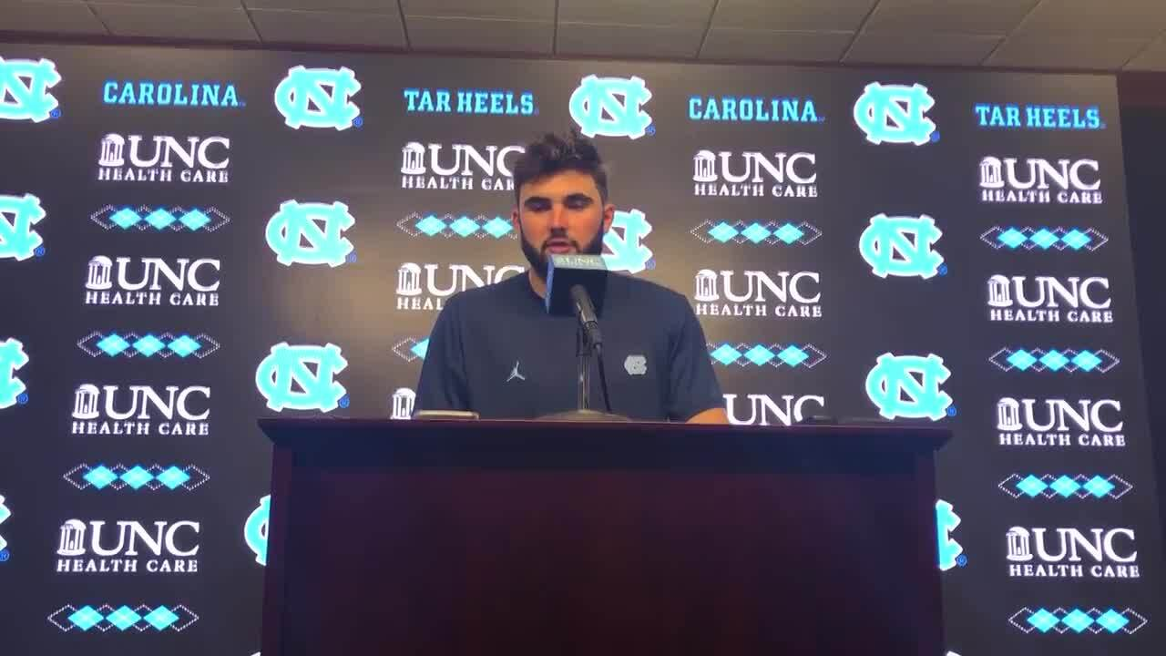 Inside UNC's two-point conversion attempt - and why Mack Brown decided to go for it