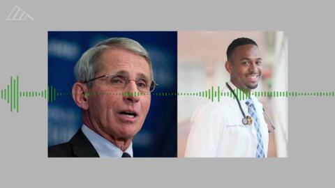 Dr. Fauci and Dr. Webb answer COVID-19 questions from North and South Carolina readers