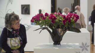 Flowers, art highlight this month's Art in Bloom event