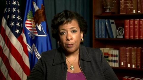 Loretta Lynch talks about the mission of Sisters Network