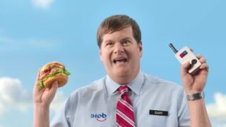 IHOP becomes IHOB, for the International House of Burgers