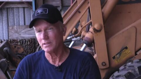 Duplin County hog farmer Joey Carter on the recent lawsuits: 'You've got to hold on to the positive'