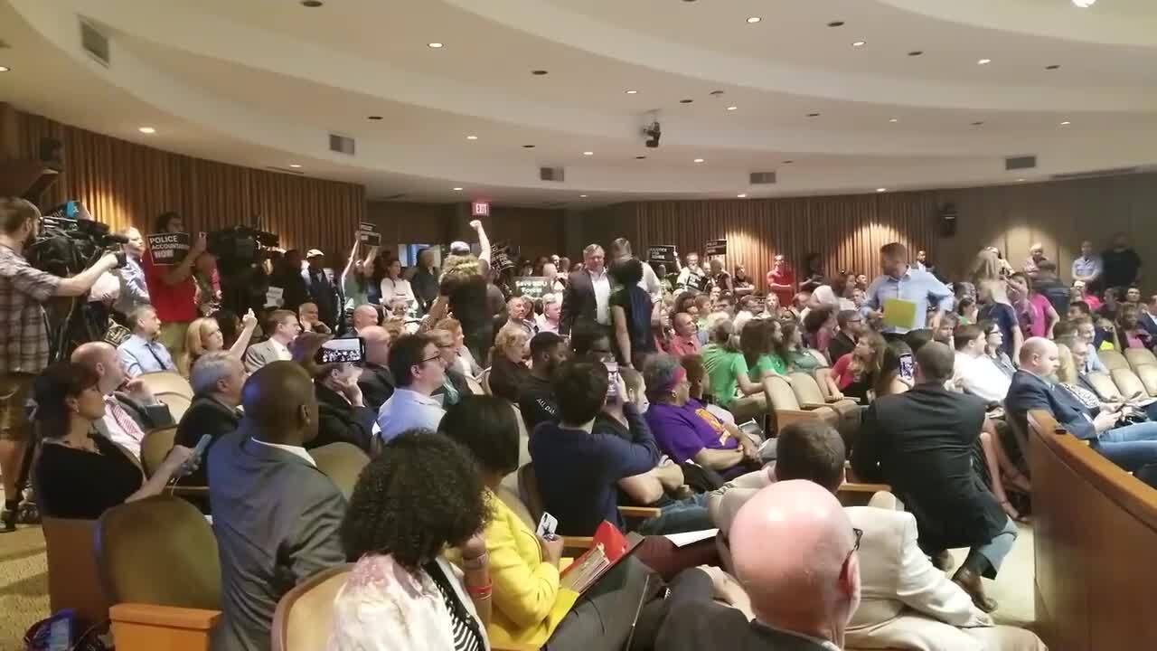 Raleigh takes police oversight board to the public though some council members object