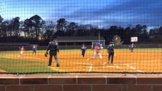 Top 10 plays: South Granville at Louisburg softball - March 22, 2018