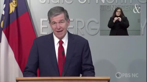 Full video: NC Gov. Cooper gives update on COVID-19 vaccine schedule, Mar. 2, 2021