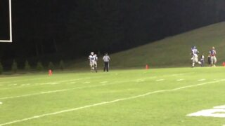 Jacksonville's Chris Coleman catches two touchdown passes