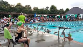 The undefeated Springfield Greenwave is a tidal wave