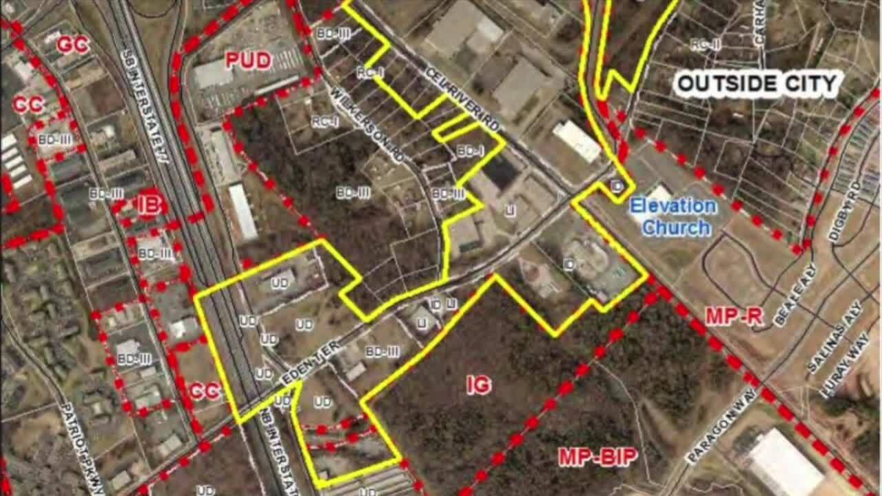 Rock Hill Sc Looks To Annex More Than 200 Acres The Herald
