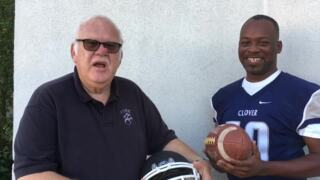 Mayors of Clover and York, S.C. make friendly wager over towns' high school football rivalry