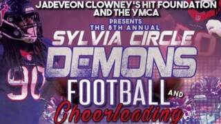 What is bringing Jadeveon Clowney, Stephon Gilmore, Rick Sanford to Rock Hill this week?