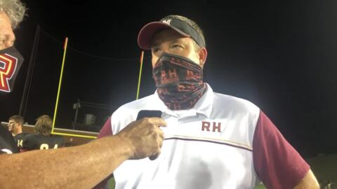 Rock Hill football coach Bubba Pittman breaks down season-opening loss to Spring Valley