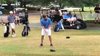 Despite rain, Fort Mill, Nation Ford golfers finish in top 10 in South Carolina