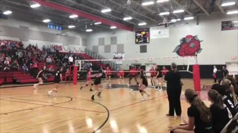 High school roundup: Nation Ford is two wins away from volleyball state title
