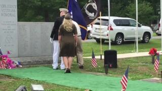 Soldier from Fort Mill among York County war dead honored in Memorial Day ceremony