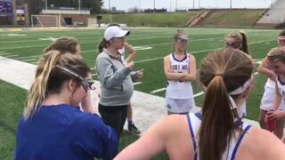 Fort Mill coach is looking for a playoff berth as she gets ready to give birth