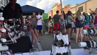 Dancing in the street and more in Fort Mill ... and it's all gonna happen again