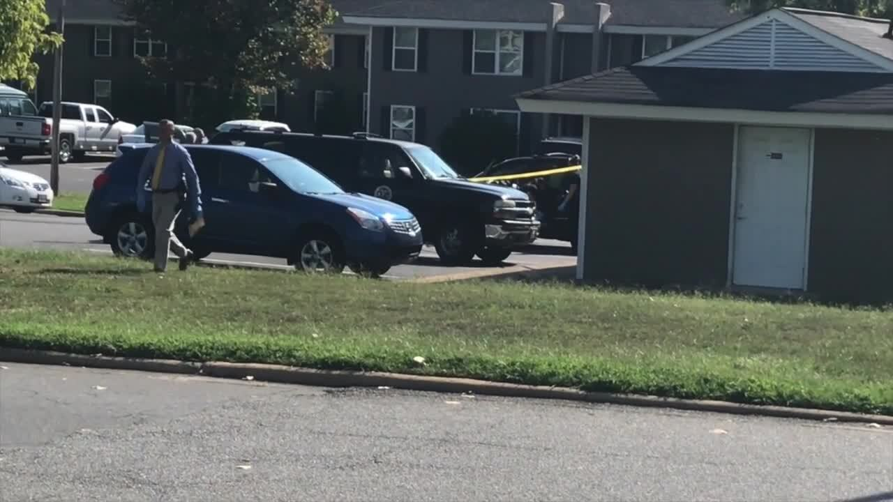 Person found dead at Rock Hill apartments off Celanese Road, police say