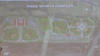 Joe Hudak talks Pride Baseball facility planned near Rock Hill and York, SC