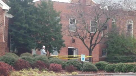 Historic Fort Mill church can proceed with plans to demo, close fire damage sites.