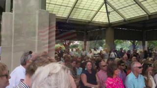 See the turnout as Beaufort honors former mayor on what would have been 90th birthday