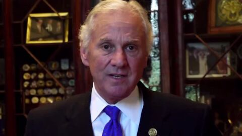 Gov McMaster opposes developing Bay Point Island SC - first with a letter, now a video