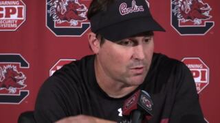 Muschamp happy with how these position battles are playing out