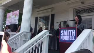 Mandy Powers Norrell becomes running mate to governor candidate James Smith