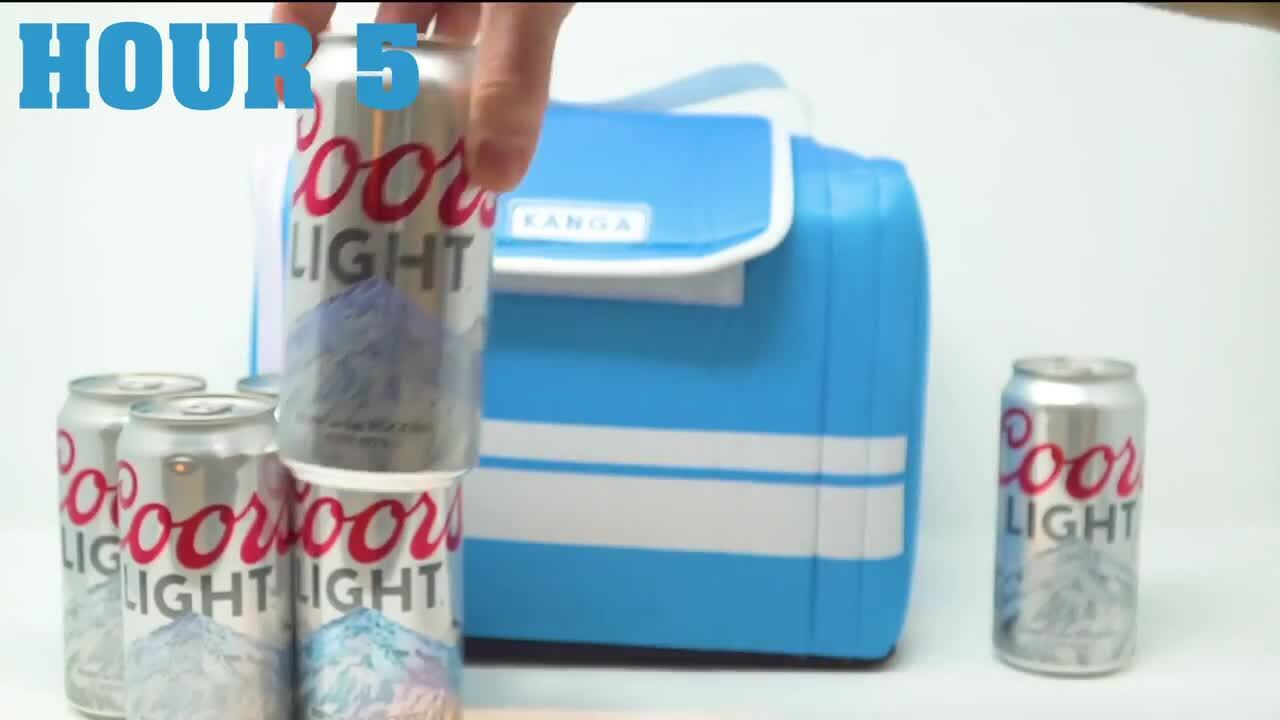 Shark Tank to feature Clemson grad's beer cooling koozie on