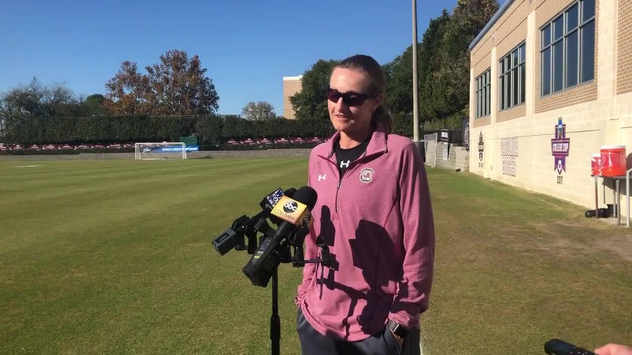 'Don't be a melt.' These Brits guide South Carolina soccer with stellar play, lingo