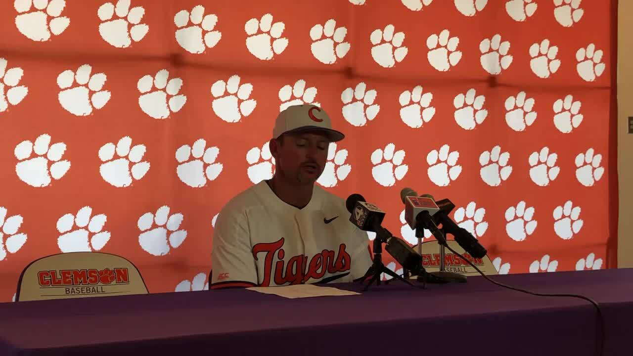 ACC baseball tournament schedule, game times finalized