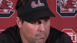 Tempo is the name of the game for Muschamp