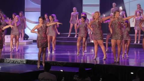 Miss South Carolina Pageant opens with song and dance
