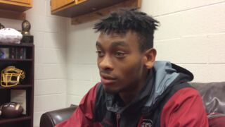 Receiver Tyquan Johnson ready to help Gamecocks football