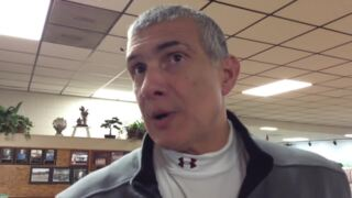 Here's the last time Frank Martin spoke about Rakym Felder in mid-April