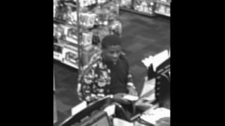 Video shows two suspects using stolen credit cards to make purchases
