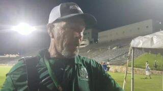 Watch: Dutch Fork's Tom Knotts discusses disappointment of not playing Mallard Creek