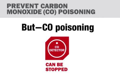 How to prevent carbon monoxide poisoning in your home