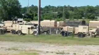 S.C. National Guard equipment to be shipped to Texas