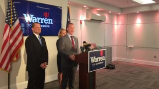'We've gotta change the coach' John Warren gathers support from former opponents to take on McMaster