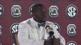 Deebo Samuel talks hype, his recovery and the season ahead