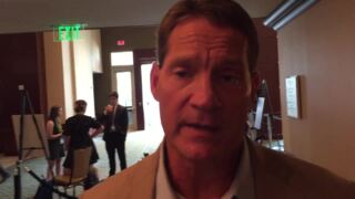 Gene Chizik talks Gamecocks, Travaris Robinson