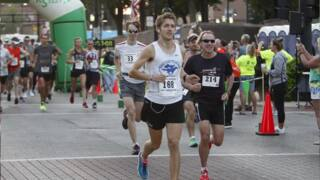 Belleville Main Street Marathon is a draw for area runners