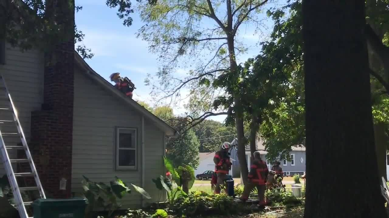 Citronella candle causes fire, 'significant' damage at O'Fallon home, chief says