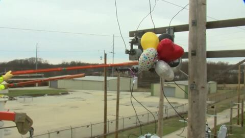 Mylar balloons can cause power outages