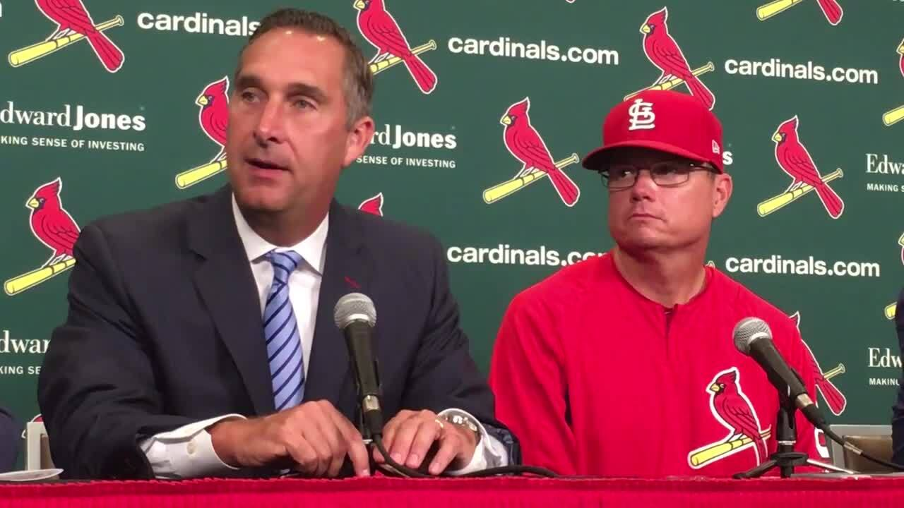 Mike Shildt's rant was phenomenal, and it shows the St. Louis Cardinals are here to win