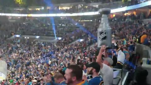 Celebrate the Stanley Cup Champion Blues with fans at the watch party