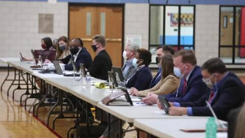 Illinois Senate and House held a Southwestern Illinois redistricting hearing in East St. Louis